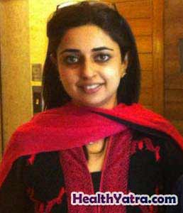 Dr. Natasha Khullar