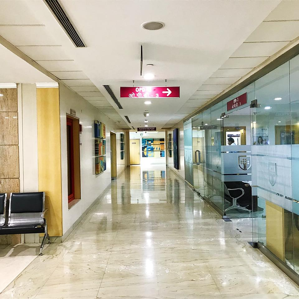 BLK Super Speciality Hospital Delhi, India