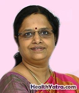 Dr. Jayanthi Vishwanathan
