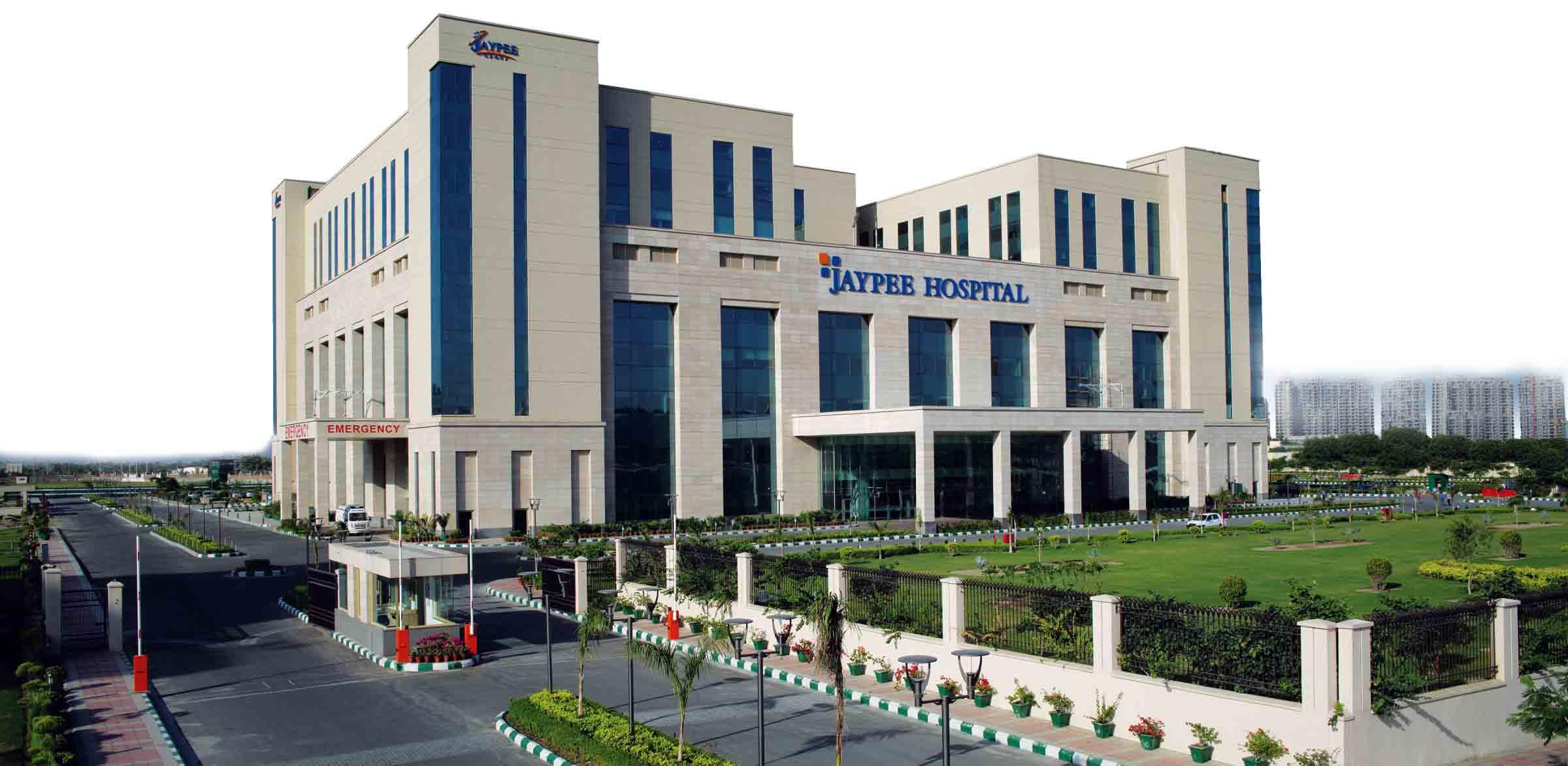 Jaypee Hospital Noida, India