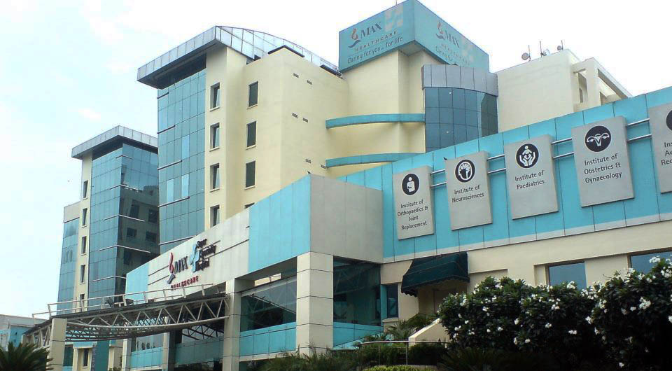 Max Super Speciality Hospital, Saket Delhi