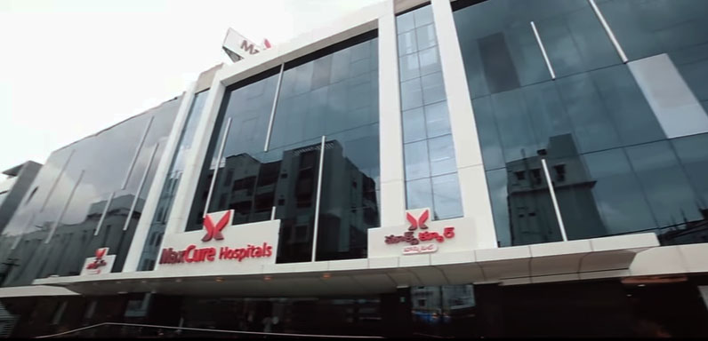 MaxCure Hospital - Hyderabad