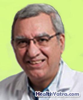 Dr. Sarosh M Katrak