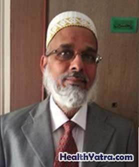 Dr. Shakir Sirajbhai Kapadia