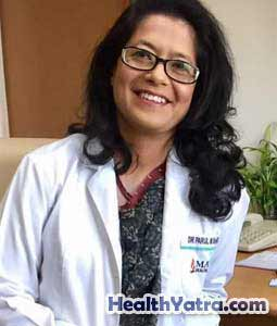 Get Online Consultation Dr. Parul Sharma Opthalmologist With Email Address, Max Super Speciality Hospital, Saket New Delhi India