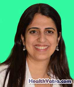 Get Online Consultation Dr. Shilpa Khullar Dentist With Email Id, Fortis Memorial Research Institute, Gurgaon India