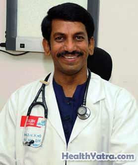 Dr. Y Vijayachandra Reddy
