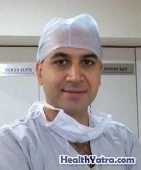 Get Online Consultation Dr. Hitesh Kubadia Orthopedist With Email Address, Global Hospital, Mumbai India