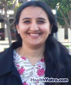 Dr. Shruti Tapiawala