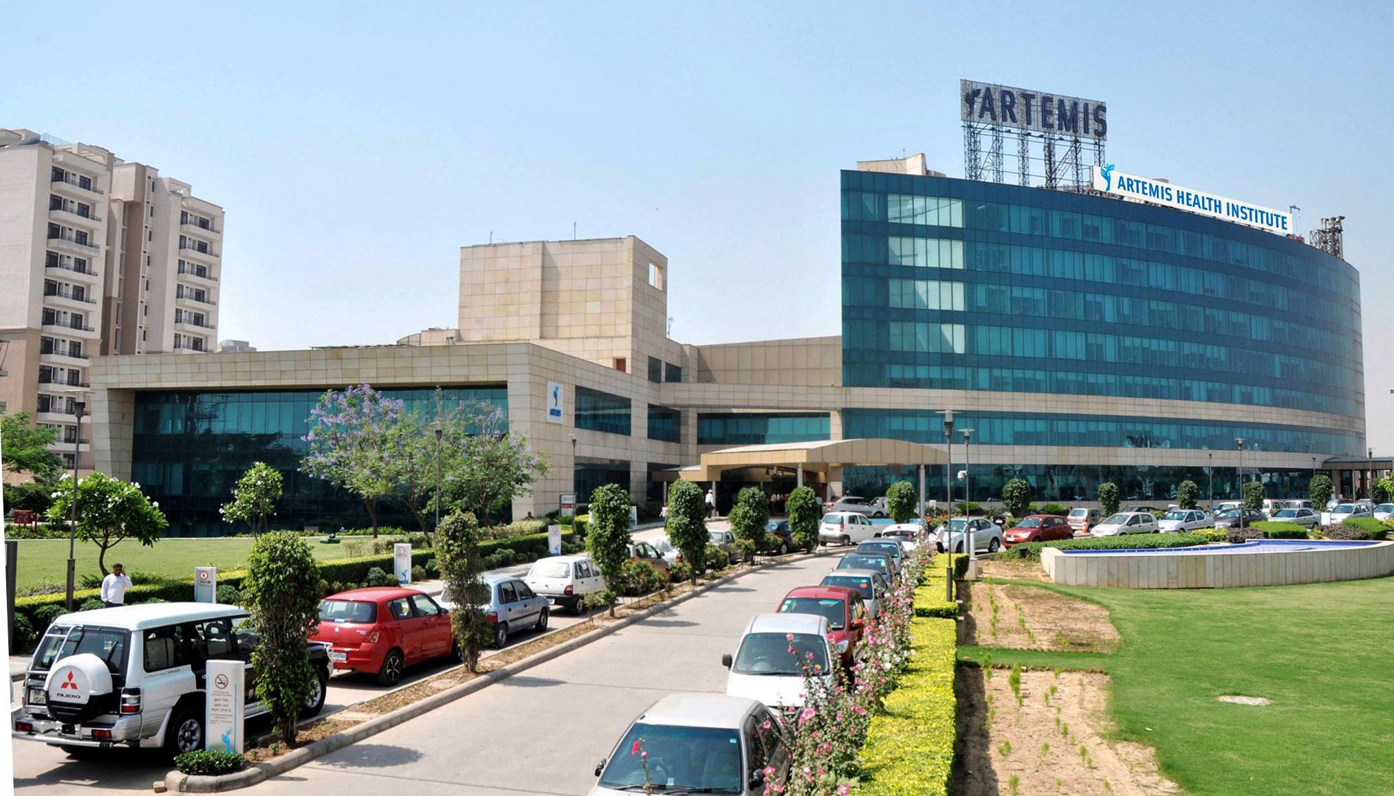 Artemis Hospital, Gurgaon, Delhi India Contact