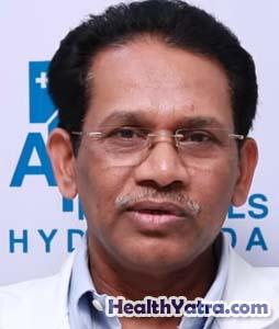 Dr. G Srinivas Reddy