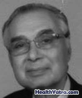 Dr. Devkishin B Pahlajani