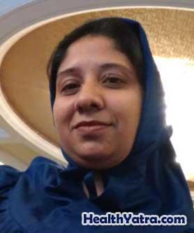 Dr. Alifiya S Bapai