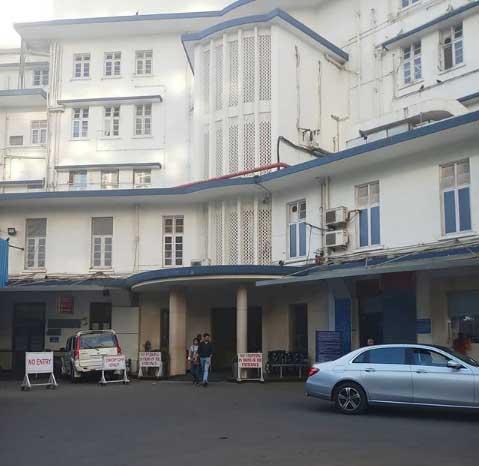 Breach Candy Hospital Mumbai