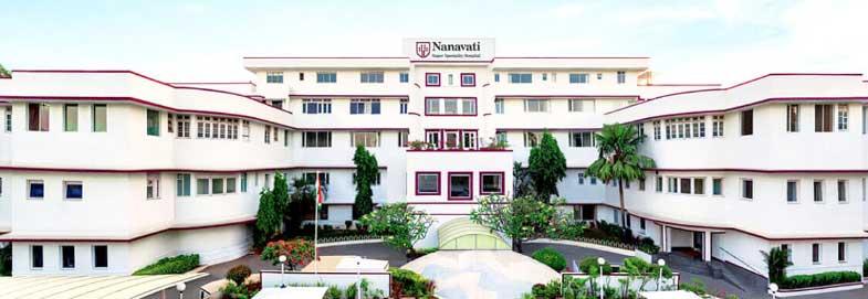 Nanavati Hospital, Vile Parle, Mumbai