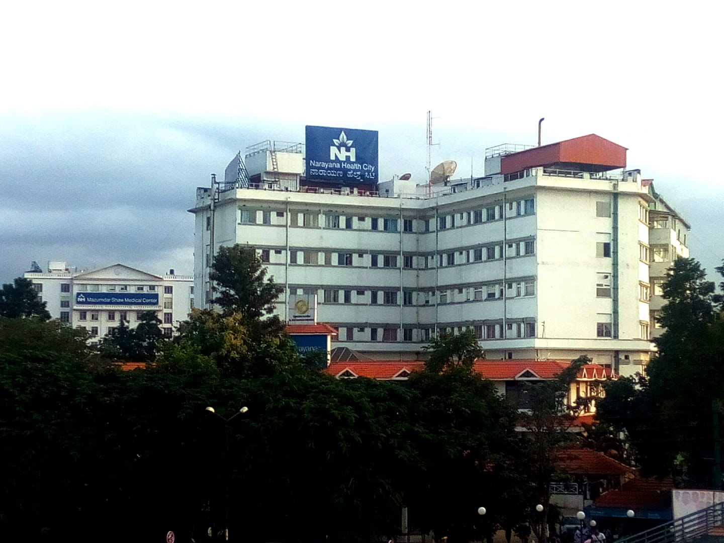 Narayana Health City, Bangalore