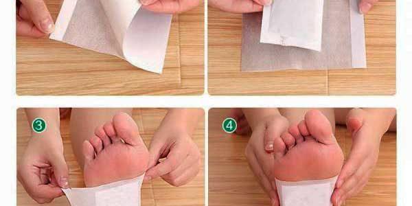 How Do Detox Foot Pads Work